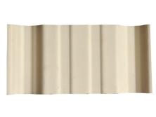 白色PVC瓦